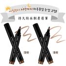 韓國 Apieu 持久防水刺青眉筆 4.6g