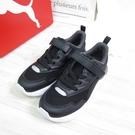 PUMA X-RAY LITE AC P 大童鞋 休閒鞋 37439501 黑【iSport愛運動】