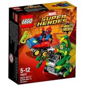LEGO樂高 SUPER HEROES 超級英雄系列 Mighty Micros: Spider-Man vs. Scorpion_LG76071