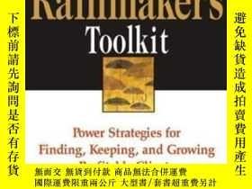 二手書博民逛書店The罕見Rainmaker s ToolkitY255562 Harry Mills Amacom 出版2