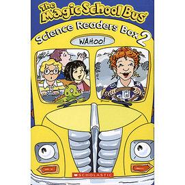 【魔法校車科學讀本合輯 #02】THE MAGIC SCHOOL BUS SCIENCE READERS /共10本