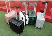 L行李箱ins網紅輕便小型拉杆密碼旅行箱子女小號20男18寸韓版抖音