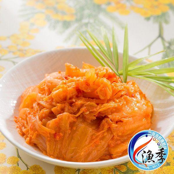 【漁季】黃金飛魚卵泡菜(250g±10%/包)