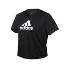 ADIDAS 女短袖T恤(亞規 吸濕排汗 慢跑 路跑 運動 上衣 愛迪達 免運 ≡排汗專家≡