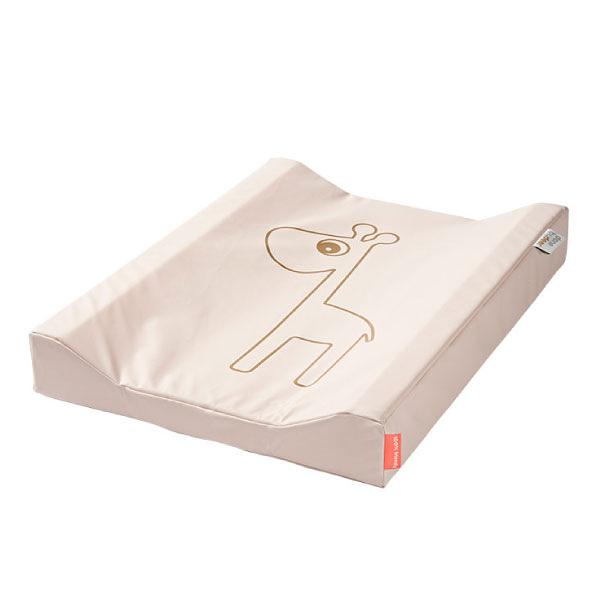 丹麥 DONE BY DEER 尿布墊 長頸鹿-粉色 (新防水材質)