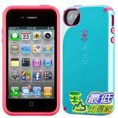 [美國直購] Apple 35276ATT Iphone 4 4s Speck Products Batwing Candyshell Cotton Dandy Blue At&t Retail Packaged $1030