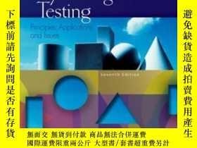 二手書博民逛書店Psychological罕見Testing Seventh Edition (softcover Interna