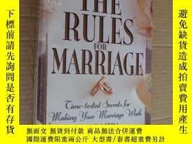 二手書博民逛書店THE罕見RULES:Time-tested secrets f