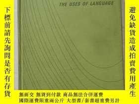 二手書博民逛書店american罕見english today: the uses of languageY10602 見圖