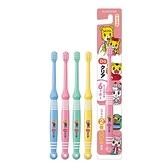 三詩達巧虎乳兒牙刷(0-2歲 )單支入【愛買】