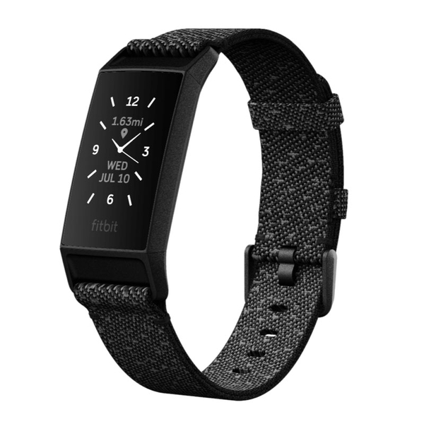 Fitbit Charge 4 進階健康智慧手環 (花崗岩)