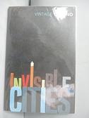 【書寶二手書T9/原文書_C52】Invisible Cities_Italo Calvino, William Weaver