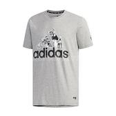 adidas 短袖T恤 Tsubasa Tee 灰 黑 男款 足球小將翼 聯名款 足球 【ACS】 FJ6229