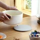 硅膠隔熱鍋墊碗墊圓形餐桌墊盤子墊可掛隔熱墊子【古怪舍】