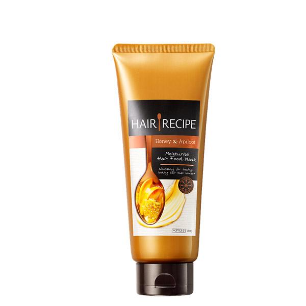 Hair Recipe 蜂蜜高濃度營養修護髮膜180g