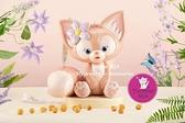 *Yvonne MJA* 上海迪士尼樂園新品Disney 限定正品 達菲新朋友 狐狸女孩 Lina Bell 爆米花桶
