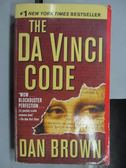 【書寶二手書T8/原文小說_NGB】The Da Vinci Code_Dan Brown