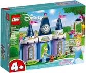 【LEGO樂高】DISNEY PRINCESS 灰姑娘 仙杜瑞拉的城堡慶典 # 43178