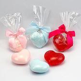 幸福婚禮小物❤心心相印手工香皂---1組10入❤迎賓禮/二次進場/活動小禮物/送客禮/手工香皂