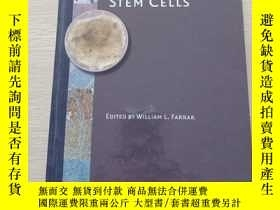 二手書博民逛書店Cancer罕見Stem Cells 原版精裝Y16690 Wi