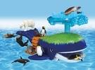 TOMICA 冒險鯨魚島遊戲組 AN89...
