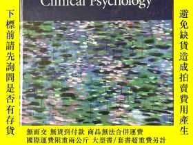 二手書博民逛書店Clinical罕見Psychology 7th EditionY4615 Timothy J. Trull