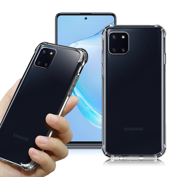 CITY for 三星 Samsung Galaxy Note10 Lite 軍規5D防摔手機殼