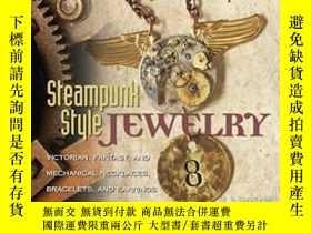 二手書博民逛書店Steampunk罕見Style JewelryY364682 Jean Campbell Creative