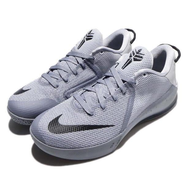 *Nike 籃球鞋 Zoom Kobe Venomenon 灰 黑 毒液 低筒 球鞋推薦 男鞋 897657-002