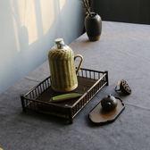悠然閣手工竹編復古文藝竹編家用保溫瓶保溫壺玻璃內膽暖瓶開水瓶-Ifashion IGO