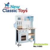 免運費《 荷蘭 New Classic Toys 》聲光小主廚木製廚房玩具 ╭★ JOYBUS玩具百貨