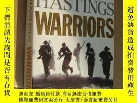 二手書博民逛書店Warriors:罕見Extraordinary Tales from the Battlefield 英文原版
