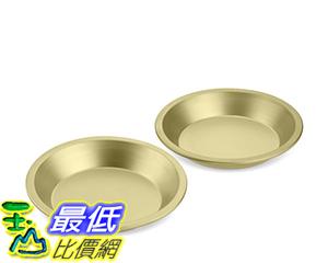 [美國直購] Williams-Sonoma Goldtouch Nonstick Pie Dish (Set of 2) 烘培用具