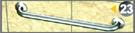 """不銹鋼安全扶手-23 C型扶手1 1/2"""" 長度60cm (1.5""""*1.2mm)扶手欄杆 衛浴設備 運費另問"""