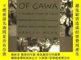二手書博民逛書店The罕見Fame Of GawaY364153 Nancy D. Munn Duke University