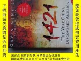二手書博民逛書店1421:THE罕見YEAR CHINA DISCOVER AM