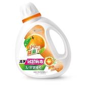 橘子工坊天然制菌力濃縮洗衣精1800ml