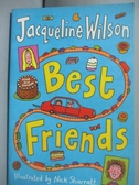 【書寶二手書T6/原文小說_LLJ】Best Friends_Jacqueline Wilson