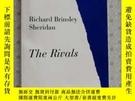 二手書博民逛書店The罕見Rivals Richard Brinkley Sheridan 英語原版Y67893 Richar