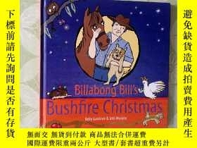 二手書博民逛書店BILLABONG罕見BILL S BUSHFIRE CHRIS