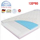 【預購-2/1出貨】德國 Julius Zoellner Dr.Lübbe Air Premium 嬰兒床墊120x60cm -送 澳洲NVEY嬰兒沐浴乳250ml