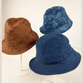 天染工坊 天染牛仔紳士帽(小圓帽) 共7款