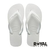 Havaianas Top 哈瓦仕 白色 拖鞋 男款 NO.H3523【新竹皇家400029-0001U】