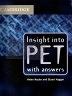 二手書R2YB《Insight into PET with answers》20