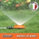 灌溉噴頭意大利進口嘉霸claber自動噴灌灑水器 園林綠化草坪噴頭澆水花園 小山好物