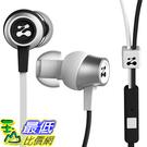 [美國直購] Zipbuds 黑/白 B0131UCUXA Slide Sport Earbuds 入耳式 耳機 with Mic