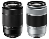 FUJINON 富士 Fujifilm XC 50-230mm II 望遠鏡頭 銀黑兩色 【平行輸入】 WW