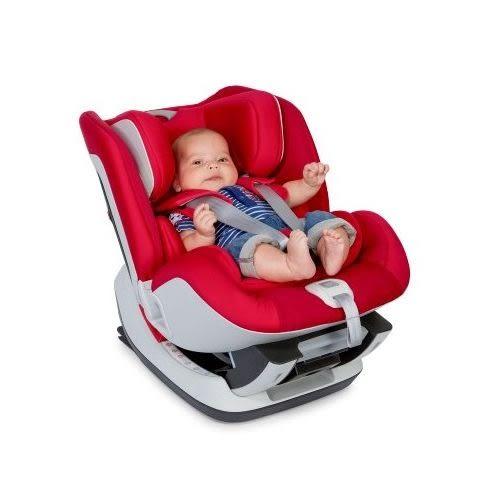 Chicco Seat up 012 Isofix 汽座-自信紅 贈汽座保護墊