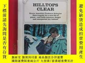 二手書博民逛書店HILLTOPS罕見CLEAR EMILIE LORING 共2