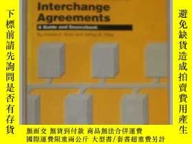 二手書博民逛書店英文原版罕見Electronic Data Interchang